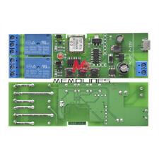 Yiweilian App Usb5vdc7 32v 2 Way Wifi Remote Control Relay Switch Module