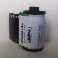 Kodak Motion Picture Eastman 50D 35mm Film 24 Exp - FREE UK DELIVERY