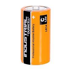 12 x Duracell Industrial Baby Batterie 4014 C LR14  MN1400 - Bulk , 12 Stück