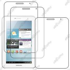 3 Film Protecteur Ecran Transparent Samsung Galaxy Tab 2 7.0 P3100 P3110 7 Pouce