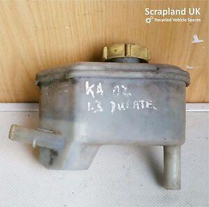 - FORD KA MK1 1.3 1996 (P-Reg) to 2008 Radiator Expansion Bottle Header Tank