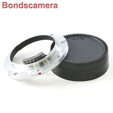 AF confirm Leica R L/R Mount Lens LR to Nikon F mount Adapter Camera D600 D800