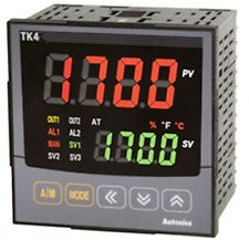 Digital PID Temperature Controller Heating and Cooling Relay control output