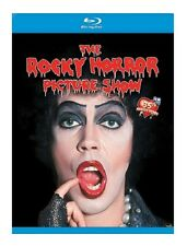 THE ROCKY HORROR PICTURE SHOW NEW BLU RAY DISC 35TH ANNIVERSARY MOVIE TIM CURRY