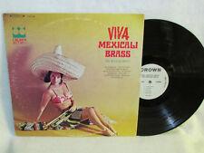 The Mexicali Brass -  Viva Mexicali Brass (LP)