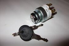 12v  Key Switch Ignition Barrel  & 2 Keys 12V 30amp Car Motorbike Motorcycle