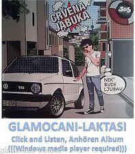CD CRVENA JABUKA  NEK BUDE LJUBAV ALBUM 2013 Album