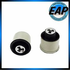 Audi TT VW Beetle Golf Jetta Rear Axle Beam Mount Set Of 2 NEW