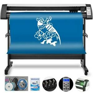 Cutting Plotter machine 1350mm Manual contour Cut Cutter Sign - Limited Offer
