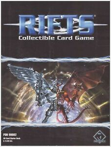 RIFTS: Collectible Card Game