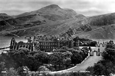 Palace of Holyroodhouse and Arthurs Seat