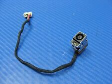 """HP Pavilion dv7-4177nr 17.3"""" Genuine Laptop DC IN Power Jack with Cable"""