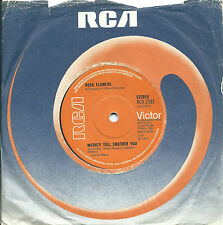 Rock Flowers:Mother you smother you/Number wonderful:UK RCA: Soul