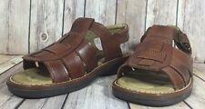 Women 6.5 Men Unisex Primavera Calzdo Unisex Fishermen Brown Sandals NWOT Sz 8