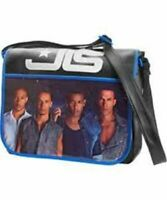 JLS Galaxy Retro Messenger Bag Gym Uni School Shoulder Travel Bag - Brand New
