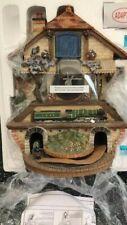 bradford exchange Flying Scotsman Memories of Steam wall clock with certificate