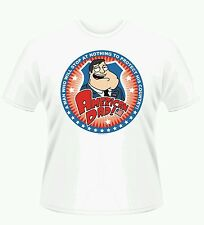 wholesale 50 mens t-shirts American Dad Official T-Shirts; 1 Design in 4 Sizes