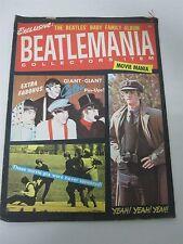 1964 BEATLES BEATLEMANIA COLLECTORS ITEM VOL. 1, NO. 1 BEATLES BABY FAMILY ALBUM