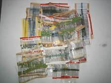 elektronische Bauteile Elektronikteile Sortiment Posten Widerstände 500g Konvolu