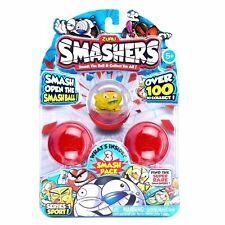 Zuru Smashers Collectible Series 1 Sports Themed 3 Smash Pack Random Pack