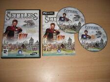 I Coloni V 5 Heritage of Kings PC CD Rom originale con manuale-Veloce Post