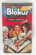 BLOKUS PORTABLE STEAMBOT - PSP - PAL - NEW SALED  ITALIANO - SIGILLATO