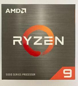 *NEW & SEALED* AMD Ryzen 9 5950X 16 Core 32 Thread Unlocked Desktop Processor