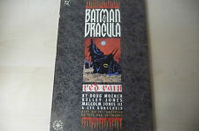 "BATMAN&DRACULA""- fumetto BROSSURATO in English DC 1992 RARO/FUM2"