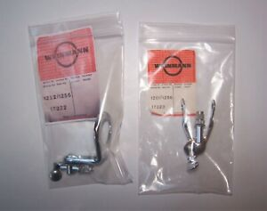 NOS Weinmann TWO CABLE HANGERS Front & Rear Center Pull Brake Quick Release Set