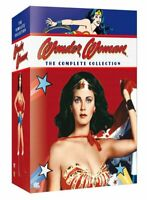 Wonder Woman - La Serie Tv Completa - Cofanetto Con 21 Dvd - Nuovo Sigillato