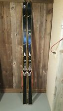 Dynamic Vr17 Skis 207 cm with Marker Rotomat / Simplex Bindings.Used circa: '69