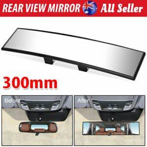 300MM Universal Car Interior Rear View Mirror Wide Vision Anti Glare Rearview AU