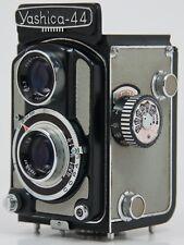 Vintage YASHICA 44 Camera TLR 127 Film Camera / Copal Yashikor 1:3.5 f=60mm