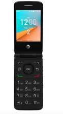 Alcatel 4044 Prepaid Only At&T 4G Lte Cingular Flip phone Cell Phone