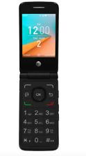 New Alcatel 4044 At&T 4G Lte Cingular Flip phone Cell Phone