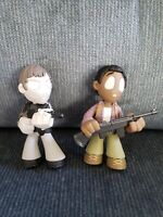 Funko Mystery Mini The Walking Dead In Memoriam Gareth & Noah Lot of 2