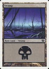 Magic MTG Tradingcard Ninth Edition 2005 Swamp 340/350