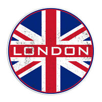 2 x 10cm London England Vinyl Stickers - Travel Sticker Laptop Luggage #23096