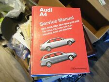 Audi A4 Service Repair Manual 2002-2008 (Bentley) A408 - Hardcover