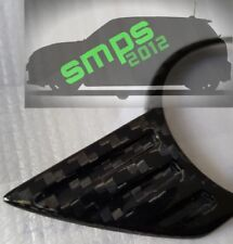 Mini Cooper S, JCW, GP Carbon Fibre badge cover, GEN 2 - 2006-2013, R56