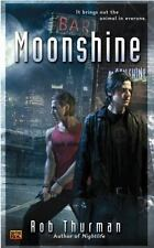 Cal Leandros: Moonshine 2 by Rob Thurman (2007, Paperback)