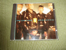 """CD """"The LOW GODS"""" - Menagerie - Trance Records - 1988"""