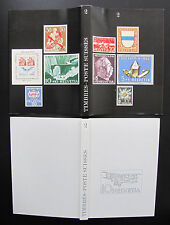 PHILATELY SWISS POSTAGE STAMPS SELLOS CORREO POSTA. Timbres-poste Suisses vol 2
