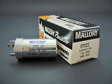 125UF 200V - Electrolytic Can Capacitor - MALLORY FP122