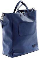 Borsa Borsetta Spalla Tracolla Donna Navy Trussardi Bag Woman 12015TR405 PARTINI