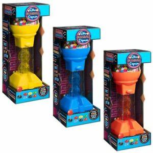 """Retro Gumball Dispenser/Machine 9 + 15"""" 30g inc - Gumball Refill Packs NEW XMAS"""