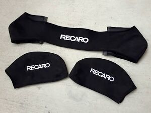 RECARO SIDE PROTECTOR SET FOR RECARO SEMI BUCKET SEATS SR3