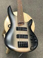 Ibanez SR505E Electric Bass Guitar - Surreal Black Dual Fade
