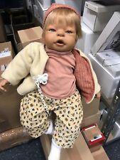 Antonio Juan Vinyl Puppe 50 cm. Top Zustand