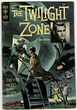 🚚 The Twilight Zone # 26 July 1968 Gold Key 12c Silver-Age Tv Comic in Vg+